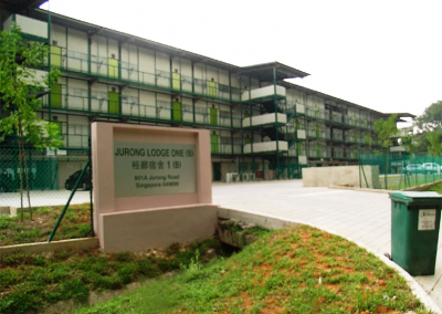 Jurong One Dormitory